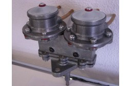 TWIN FUEL PUMP PORSCHE 911 2,0 1965-1966