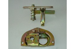 FRONT LID LOCK COMPLETE 911 65-73