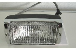 FOG LIGHT CHROME / BLACK 911 930