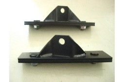 RIGHT BRACKET FOR ADDITIONAL LIGHT 911 SWB