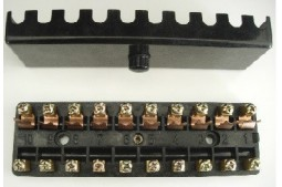 FUSEBOX 10 POSITIONS 911 1970-1989