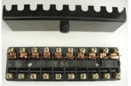 PORTAFUSIBILI 10 POSIZIONI 911 1970-1989