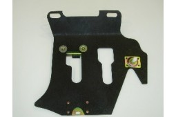 FOOT BOARD WITH ATTACHMENTS 911 74-89