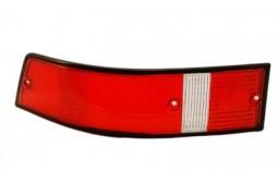 PLASTICA ROSSA FANALE POSTERIORE PORSCHE 911 1972-1988 USA VERSION