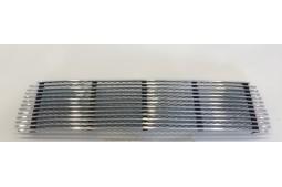 CHROME ENGINE LID GRILLE PORSCHE 911 69-73