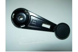 MANIGLIA ALZAVETRO NERA PORSCHE 911 912 65-83
