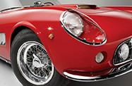 Repuestos de los coches clásicos italianos